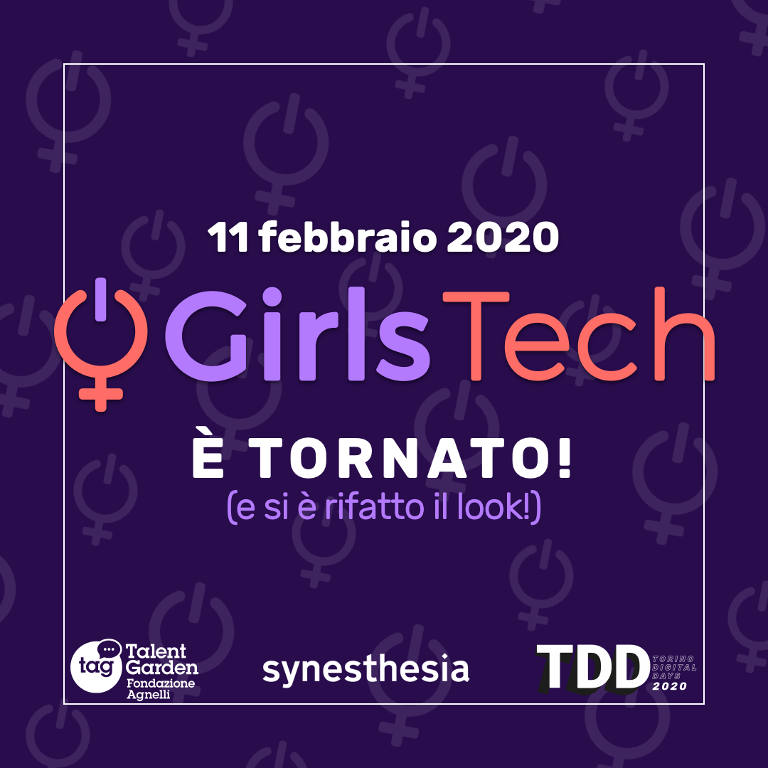 Girls Tech è tornato