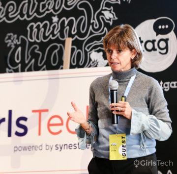 GirlsTech 2020 - Paola Scarpa di Google