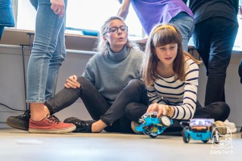 Girls tech-42